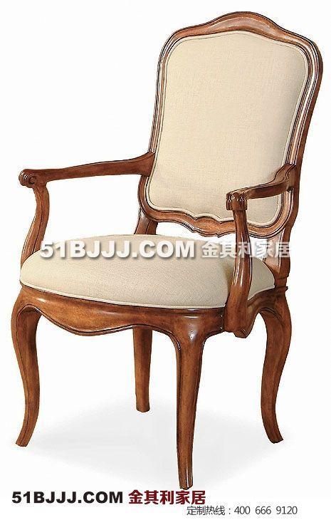 欧式餐椅,餐椅_【北京家具定制网】金其利家居旗下