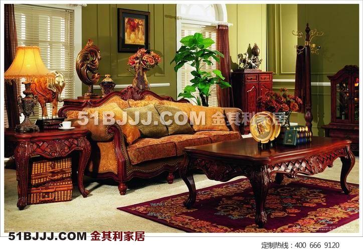 沙发套装,欧式沙发