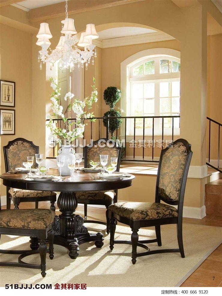 餐桌椅,欧式餐桌椅